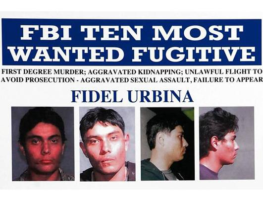 FBI's 10 Most Wanted Fugitive List