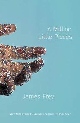 Famous Literary Hoaxes A Million Little Pieces James Frey