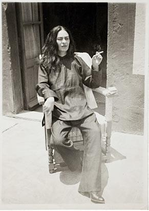 Frida Kahlo's Intimate Photos.