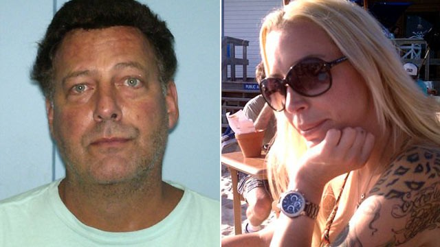 PHOTO: An image of Gary Giordano, of Gaithersburg, Maryland released by Aruba's police department is seen alongside a recent photo of Robyn Gardner who has been missing for over a week in Aruba.