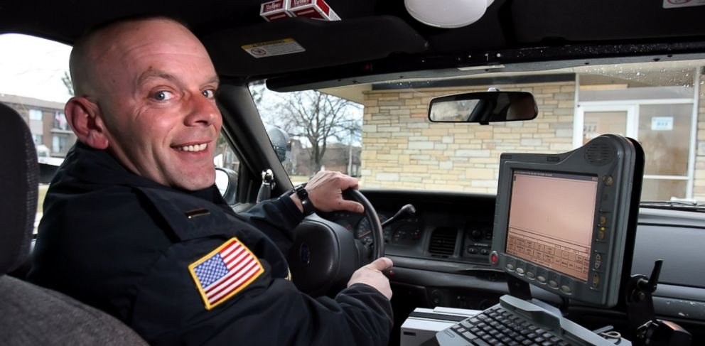 PHOTO: A Fox Lake Police Officer Joseph Gliniewicz is seen here in 2007.