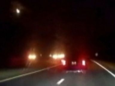See 'Stunning' Fireball in the Sky Caught on Camera