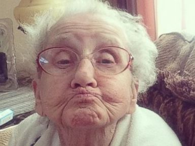 Instagram Eases Cancer Pain for Great-Grandma