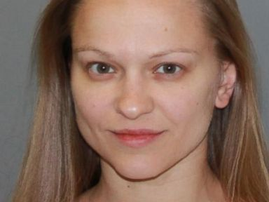 PHOTO: Angelika Graswald, 35, has been charged with second-degree murder.