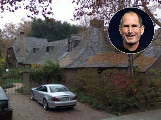 Steve Jobs' Home Burglarized