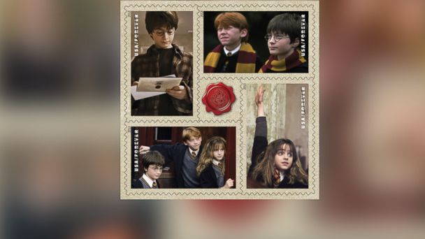 ht harry potter stamp 2 kb 131119 16x9 608 Muggles Line Up for New Harry Potter Stamps