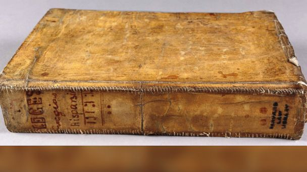 ht harvard book skin wy 140404 16x9 608 Harvard Law Book Isnt Bound In Human Skin After All