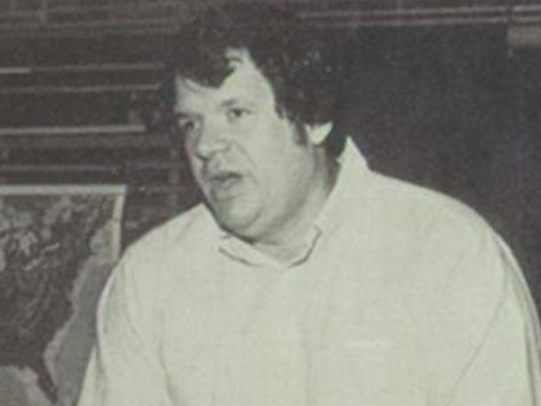 PHOTO: A photo showing Dennis Hastert is seen in the Yorkville, Illinois High School yearbook from 1980.