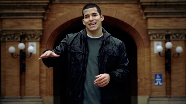PHOTO: An image from Why I Hate Religion, But Love Jesus, a video by Jefferson Bethke that has provoked a strong reaction in the Christian community.
