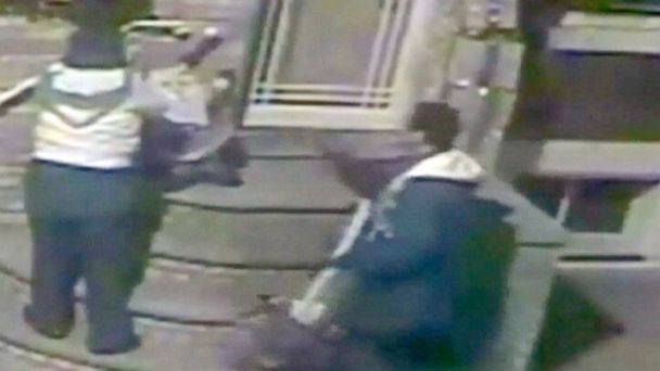 ht holiday decorations theft ll 131206 16x9 608 Bah, Humbug! Duo Caught on Camera Stealing Santas