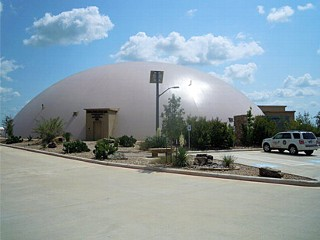 Hurricane Domes: Strong New Storm Shelters