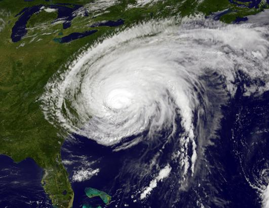 Hurricane Irene Slams Carolina