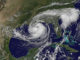 Isaac's Hurricane Force Winds Extend 200 Miles