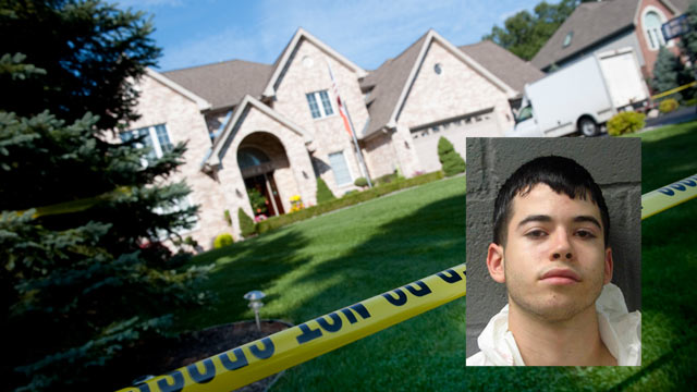 PHOTO: John Granat, 17, charged with the beating deaths of his parents in their Palos Township home pictured in this undated photo.