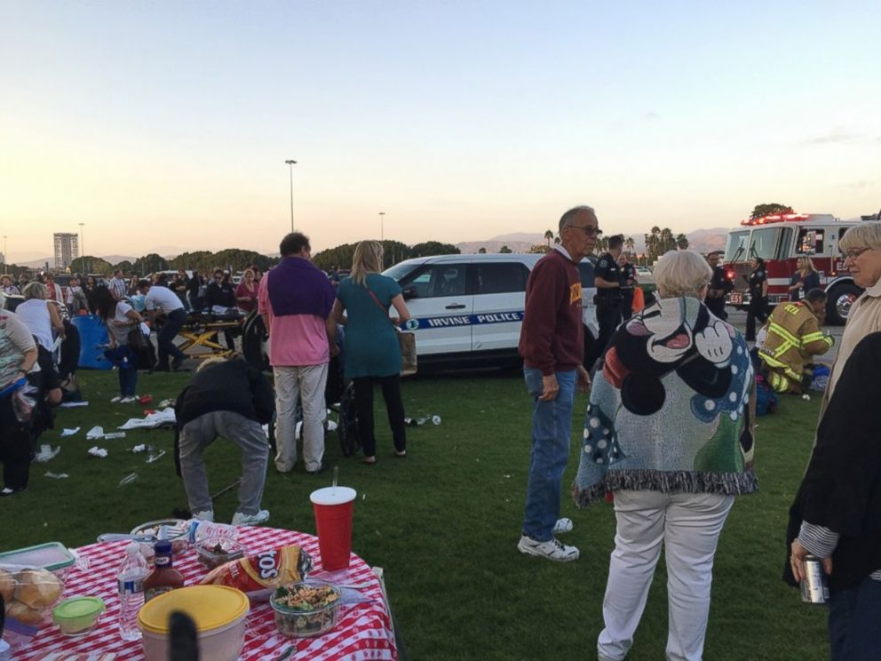Drugs, alcohol not factor in crash outside concert