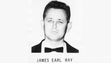 PHOTO: In 1968 the FBI captured 33 fugitives as a result fo the Top 10 list, among those captured was James Earl Ray for the murder of Dr. Martin Luther King.