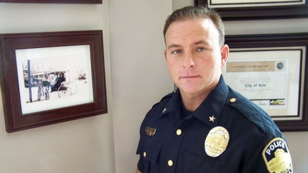 ht jeff barnett ll 140103 16x9 608 Suit Accuses Texas Police Chief of Harassing Man During Affair with His Wife