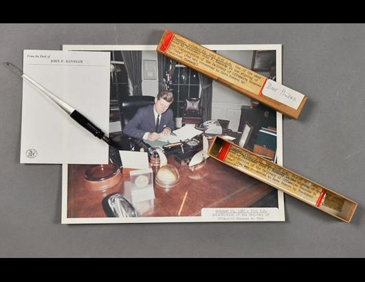 JFK Presidential Auction