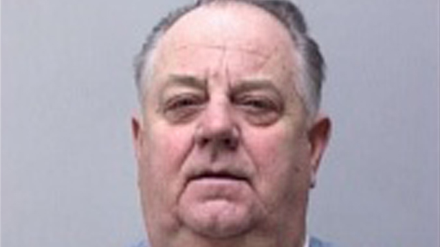 PHOTO: John B. Schuster mugshot