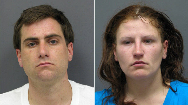 Virginia Parents Use Drywall Barricade To Trap Three Naked ...