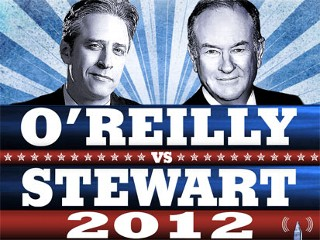 Bad Bromance: Stewart Takes on O'Reilly