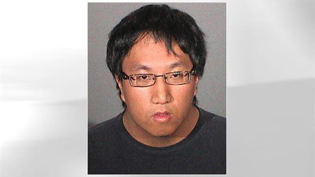 PHOTO: Jordan Liu was arrested Nov. 22, 2011, on charges of sexual assault.