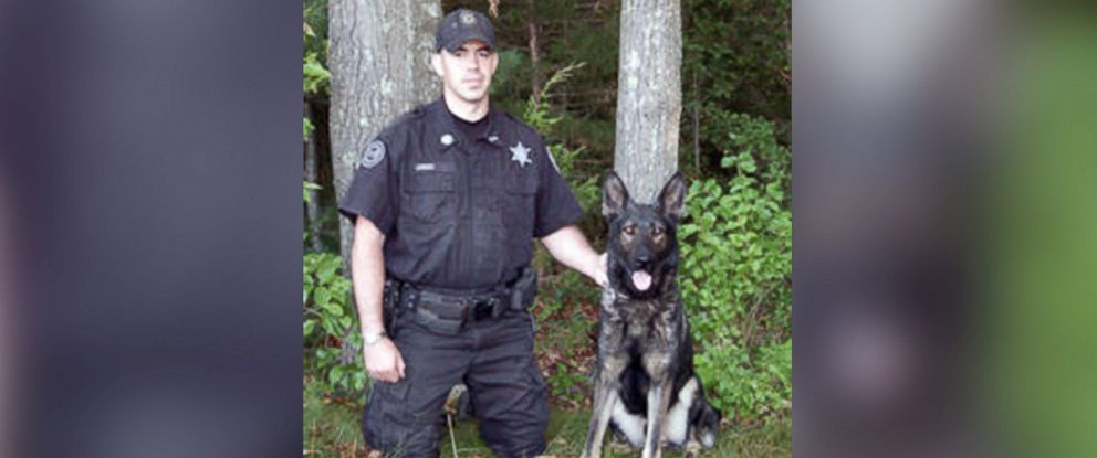 PHOTO: Officials have confirmed that Sheriff's Deputy James Creed, pictured, shot the suspect in a series of stabbings in Taunton, Mass., May 10, 2016.