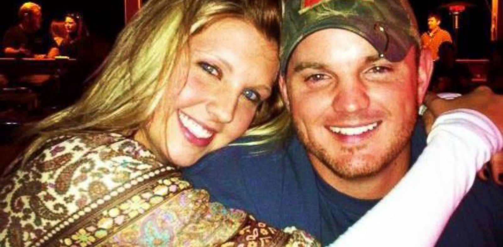 PHOTO: Kari Dobson and Ryan Quinton are shown in this Nov. 3, 2012 photo from Kari Dobsons Facebook page.