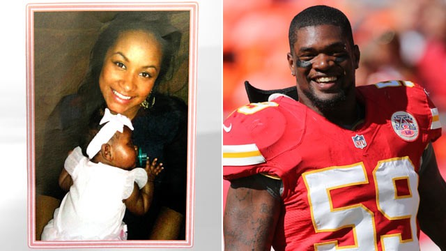 PHOTO: Kasandra Perkins and Jovan Belcher