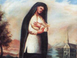 Kateri Tekakwitha Becomes First American Indian Saint