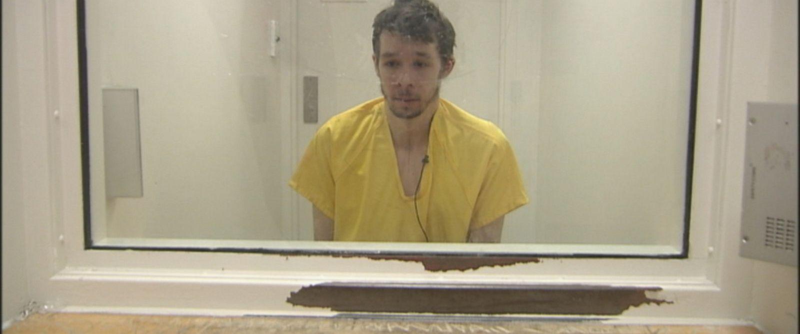 PHOTO: Daniel Spain, 25, was arrested after allegedly stabbing a woman in Spokane, Washington last week.