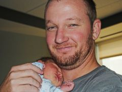 PHOTO: Kyle Van Winkle, 30, of Smithville, Mo., is shown in this undated family photo.
