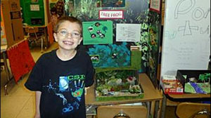 PHOTO Kyron Horman, a 7-year-old Portland, Ore., boy disappeared Friday, June 4, 2010, at Skyline Elementary School, shortly after leaving an early mor