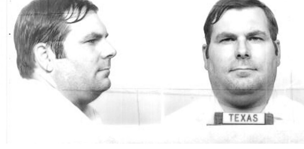 PHOTO: Texas death row inmate Lester Leroy Bower is pictured in an undated booking photo from the Texas Department of Criminal Justice.