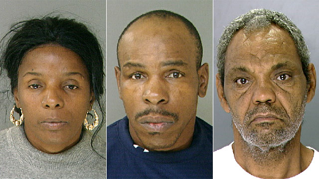 PHOTO: 4 adults locked in basement; suspects IDd