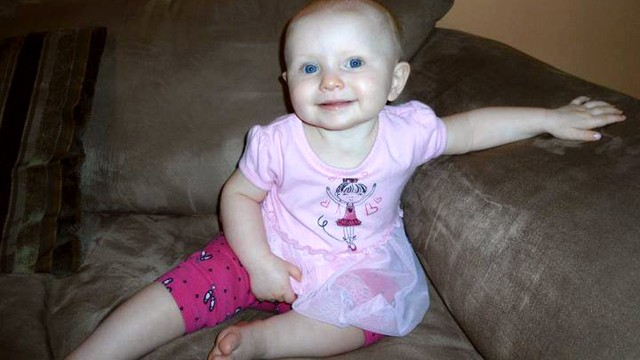 PHOTO:Ten-month-old Lisa Irwin has been missing since Oct. 4, 2011.