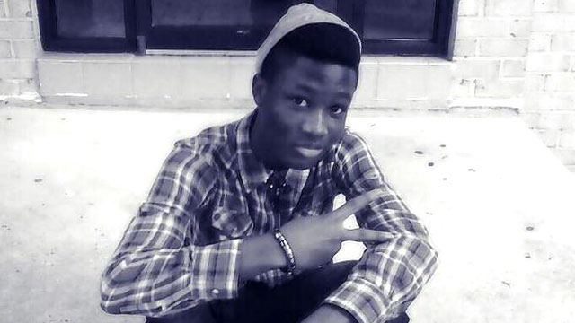 PHOTO: Malvrick Donkor, 14, drowned in the Manchester High School pool last week.