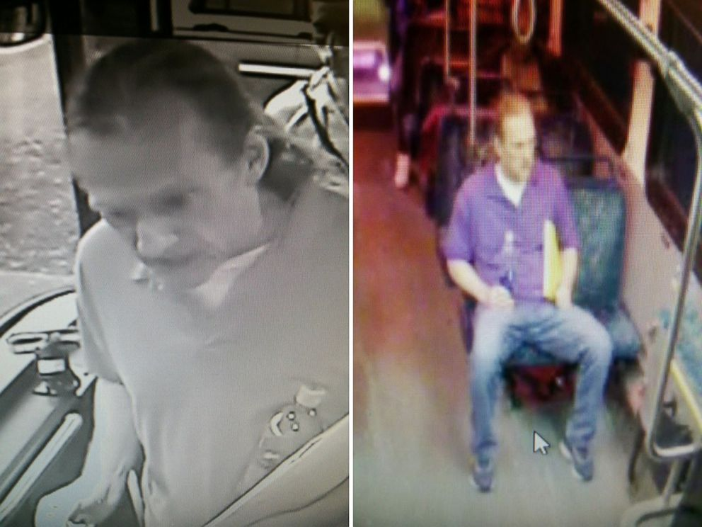 PHOTO: Police in Lakewood, Washington released these images of Mark Alexander Adams who they say escaped from the Western State Hospital on April 6, 2016.