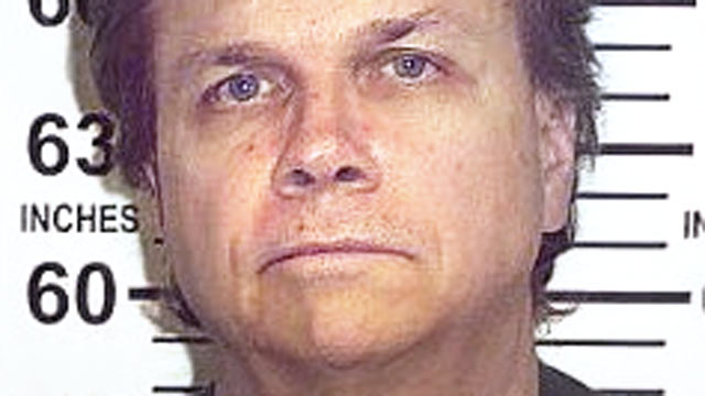 PHOTO: Mark David Chapman, John Lennons killer, was denied parole for the 7th time.