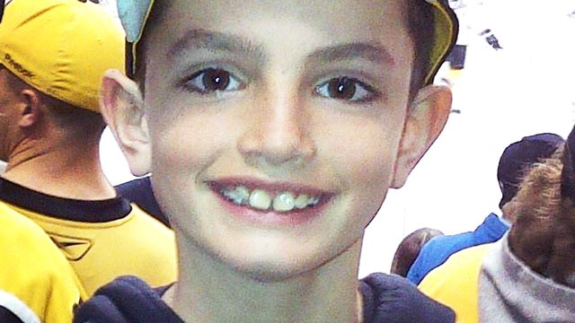 PHOTO: Martin Richard, 8, was one of the victims of the Boston Marathon bombings, April 15, 2013.