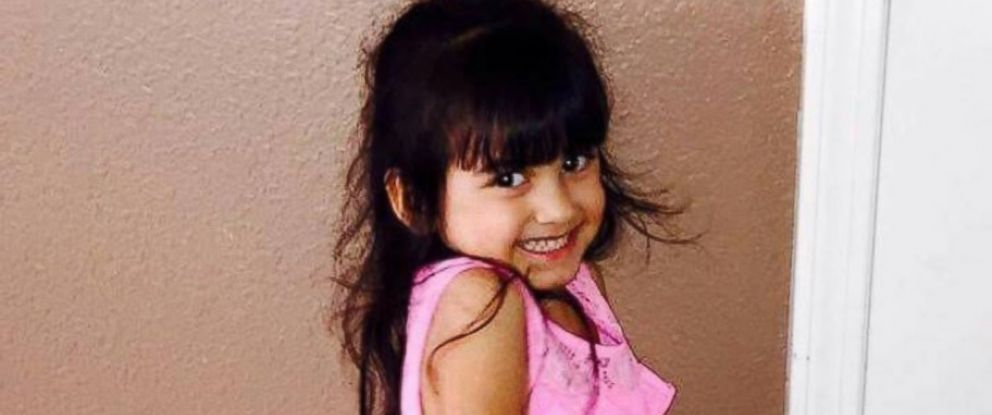 PHOTO:Lily Garcia, 4, died on Tuesday after a road rage incident in Albuquerque, N.M.
