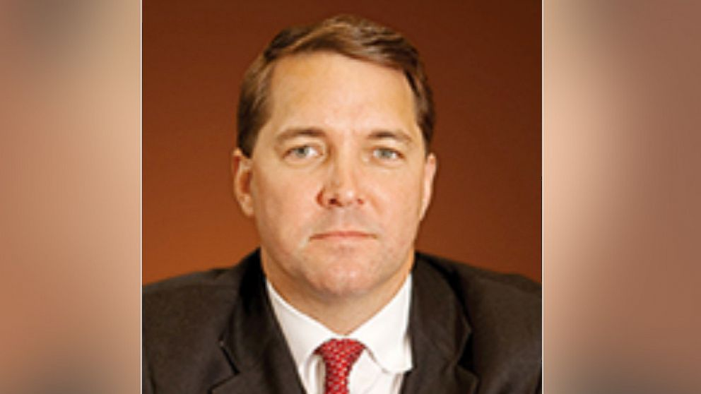 PHOTO: Michael Edward Schmidt, a Dallas lawyer, was killed in a shootout