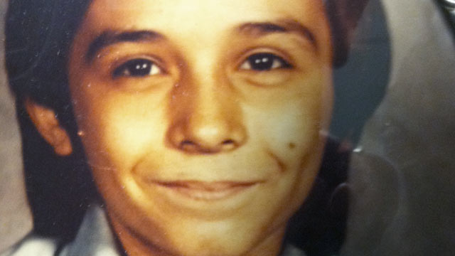 PHOTO: Pictured in this undated file photo, is 14-year-old Michael Marino, who disappeared on Oct. 25, 1976.