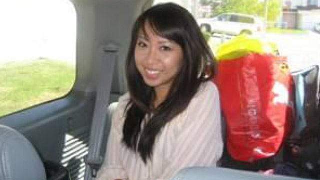 PHOTO: Michelle Hoang Thi Le, a 26 year old female student at Samuel Merritt University.