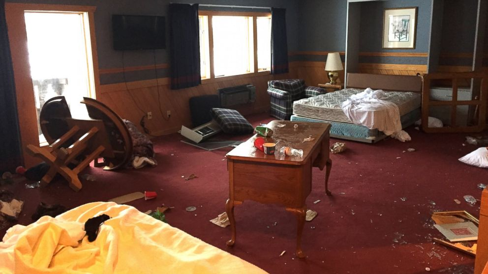 Inside The Frat Party That Caused 75 000 Of Damage At A