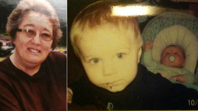 PHOTO: Two missing children, Ashton and Alton Perry, and their grandmother, Debra Denison, were found de