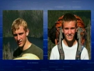 Oregon Army National Guard Searches for Teen Hikers