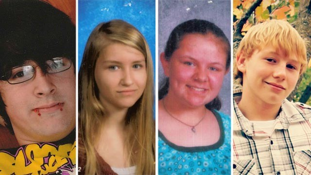 PHOTO: The Benton County Sheriff?s Department is searching for two 15 ...