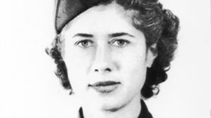 Photo: Ocean Search for Missing WWII Pilot: Divers boost efforts to find a woman whose plane went down in the line of duty.