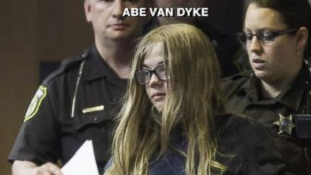 PHOTO: Morgan Geyser and Anissa Weier (not pictured), both 12, appeared in a Wisconsin court on June 2, 2014 on charges that t